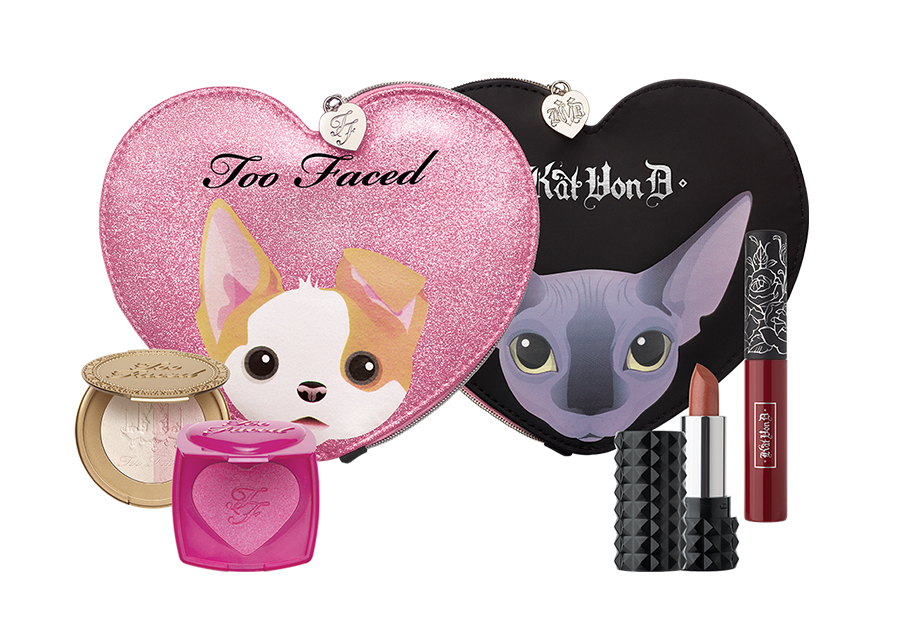 Kat Von D x Too Faced Better Together