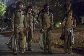 Stranger Things Series 2 First Look Images
