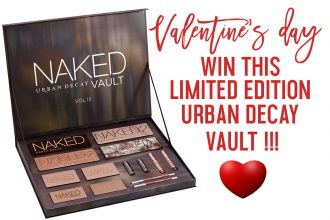 Urban Decay Naked Vault Volume 3