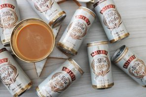 New Launch | Baileys Iced Coffee Cans!