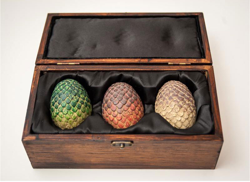 game of thrones eggs