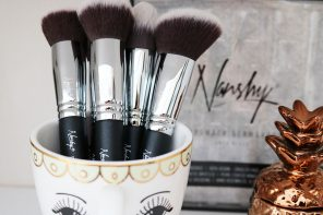 Cruelty Free Beauty: Nanshy Makeup Brushes