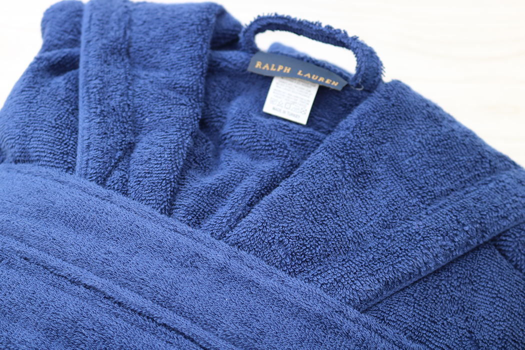 ralph lauren bathrobe