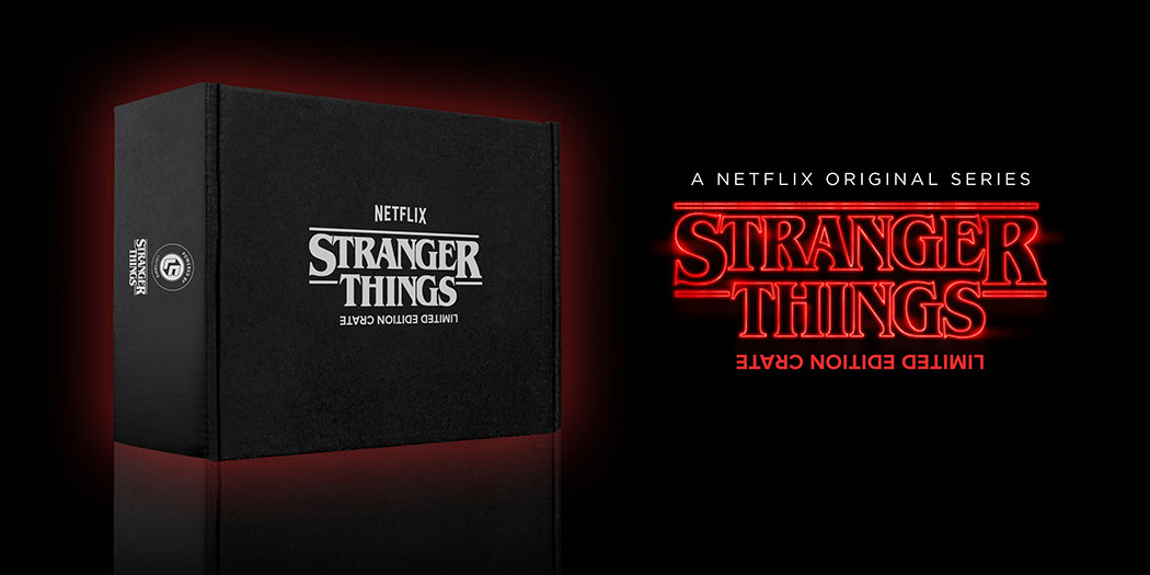 Stranger Things Loot Crate