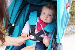 Diono Quantum Review | This Summer's Stylish New Travel System