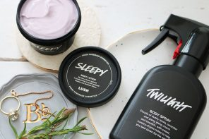 LUSH Twilight Body Spray  | Summer Skin Treats