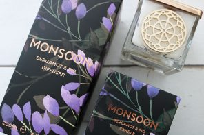 Monsoon Home Fragrance Collection Launch