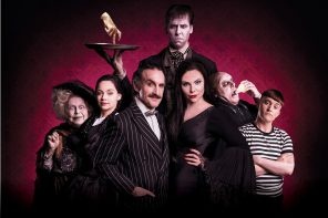 The Addams Family Musical Review | A Night Of Creepy, Kooky Fun At Bristol Hippodrome!