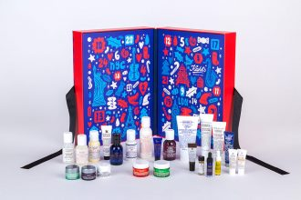 Kiehls 217 advent calendar
