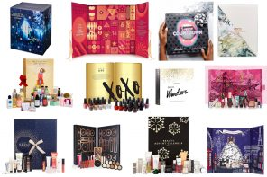 12 Must Have 2017 Beauty Advent Calendars