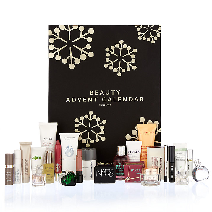 john lewis advent calendar