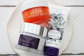 3 Moisture Rich Beauty Treats For Autumn