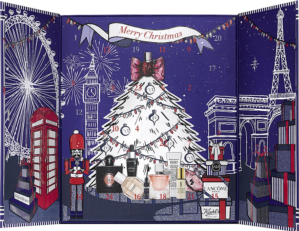 selfridges advent calendar