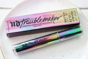 3 Reasons Urban Decay Troublemaker Mascara Should Be Your Next Beauty Buy