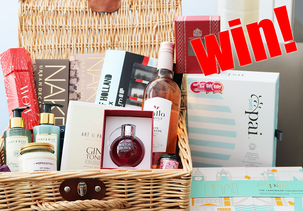 christmas hamper giveaway