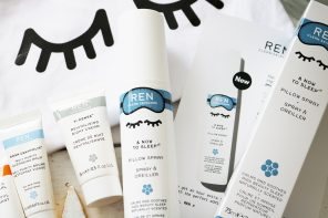 REN & Now To Sleep Pillow Spray Review