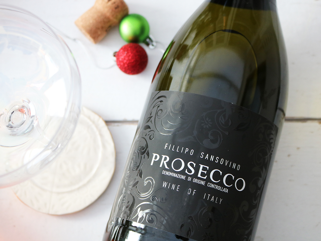 champagne or prosecco
