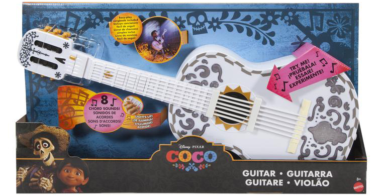 coco guitar disney