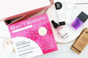Glossybox January 2018 Contents and Review