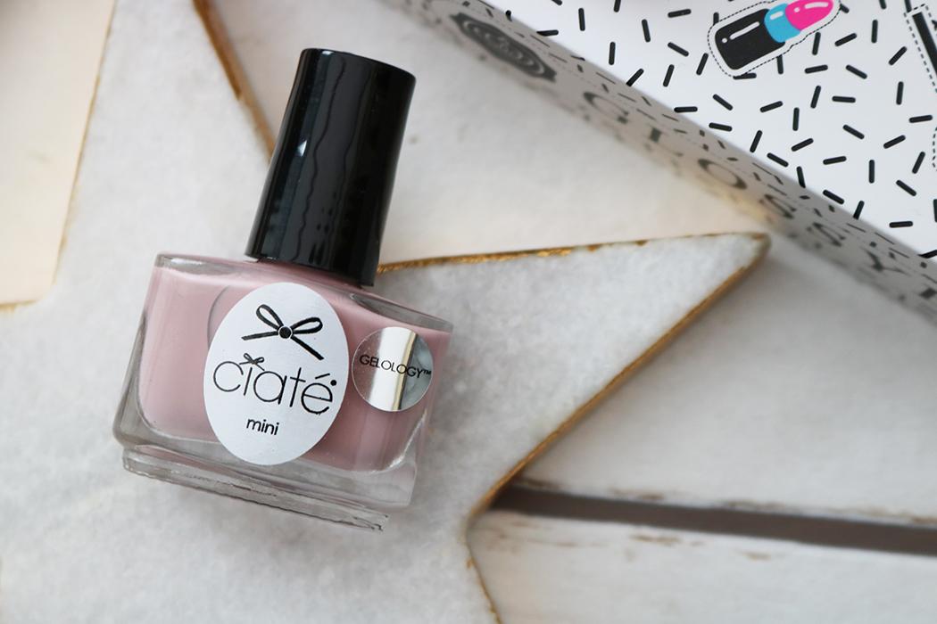 glossybox ciate nail polish