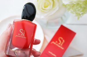 Armani Sì Passione   The Perfect Valentine's Day Fragrance