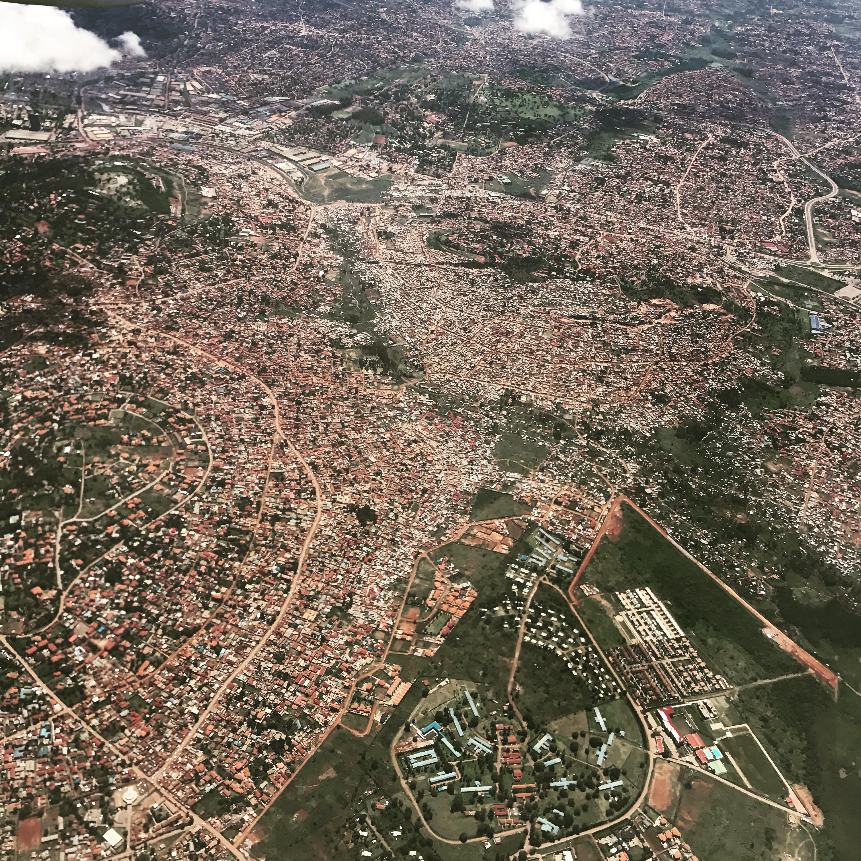 uganda view