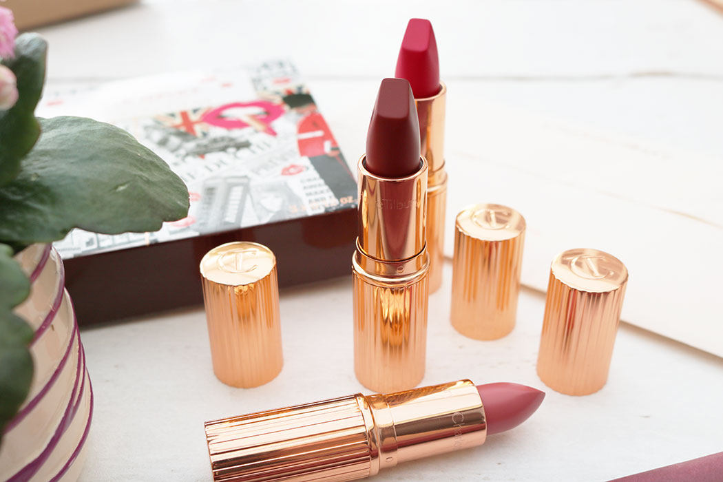 Charlotte Tilbury at your lip service