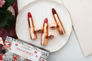 Charlotte Tilbury At Your Lip Service | Your Spring Lipsticks Sorted In One Fab Collection