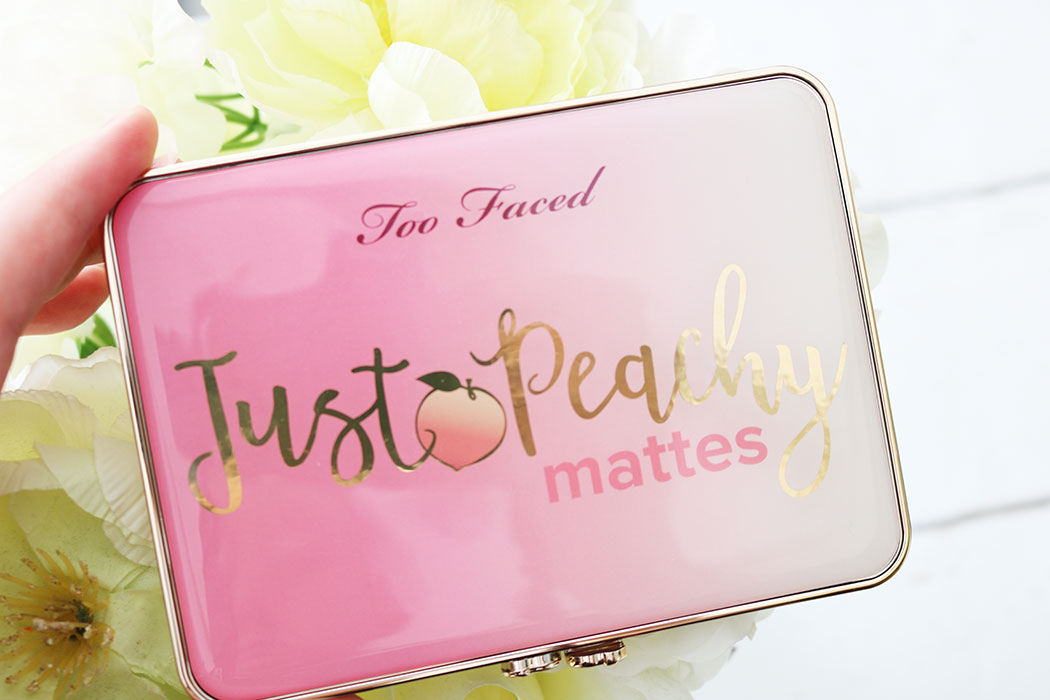 to faced just peach mattes
