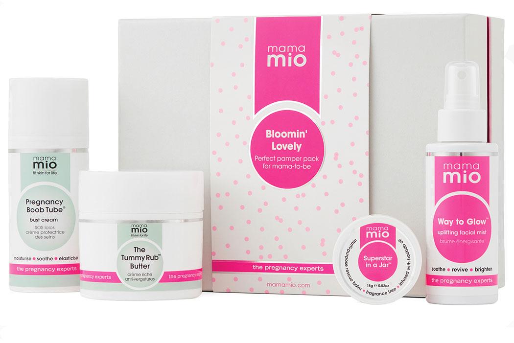 Mama Mio gift box set