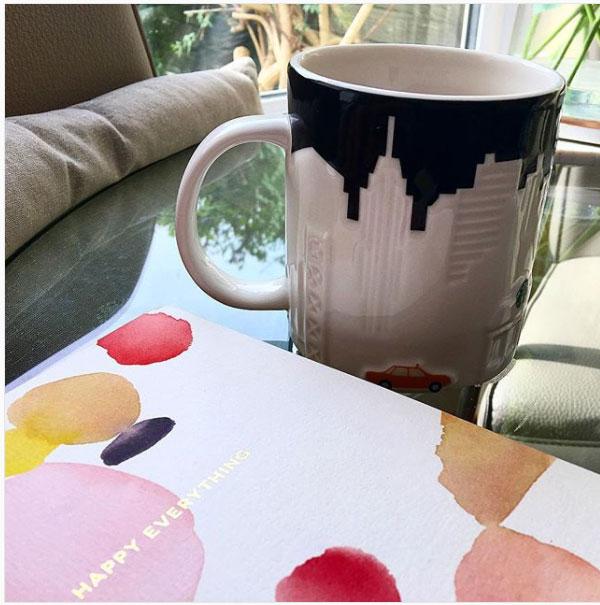 starbucks nyc mug