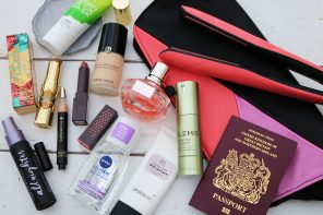 My Travel Beauty Buddies | 11 Amazing Products I'm Taking To Amsterdam