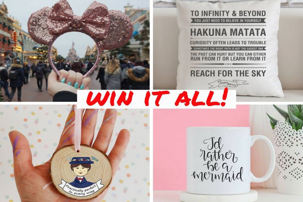 Follow Us On Instagram For A Chance To Win Our Huge Disney Giveaway
