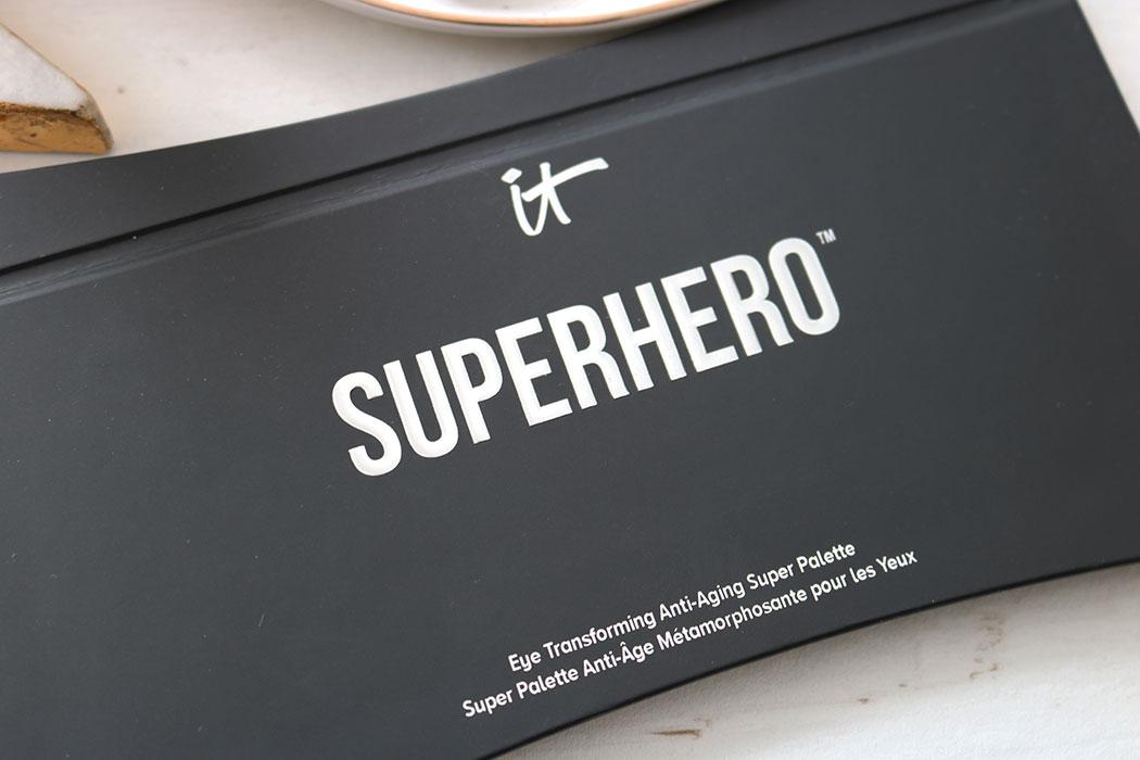IT cosmetics superhero palette