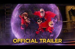 A Super Start For Disney.Pixar's Incredibles 2