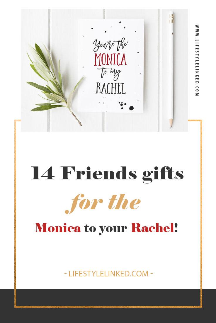 monica to rachel