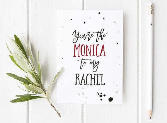 14 Ultimate Friends Tv Show Themed Gifts For The Monica To Your