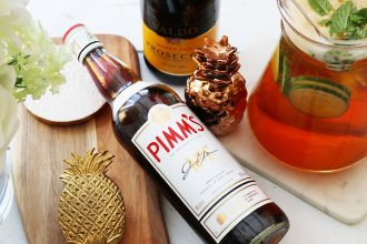 how to make a pimm's cocktail