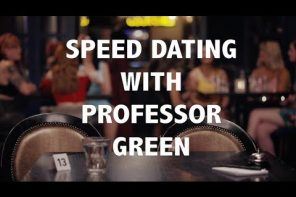Professor Green goes Speed Dating for new music video