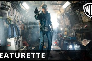 "Get Ready For ""Ready Player One"" 