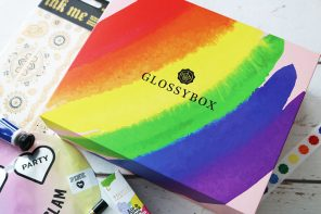 Glossybox August 2018 Pride Edition | New In Beauty!