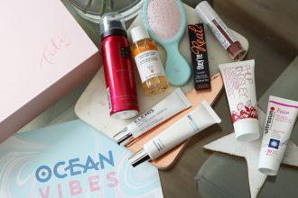 Tili Ocean Vibes Beauty Box