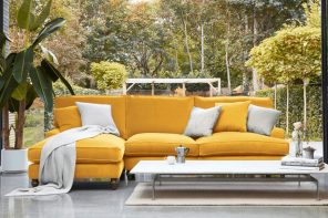 Bright and Bold Summer Sofa Inspiration