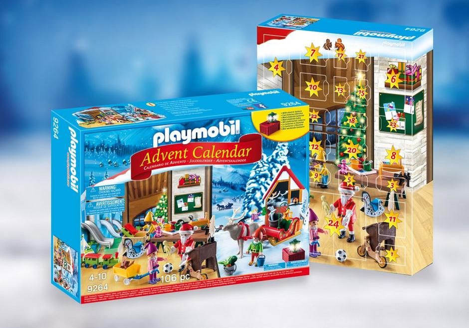 playmobil advent calendar 2018