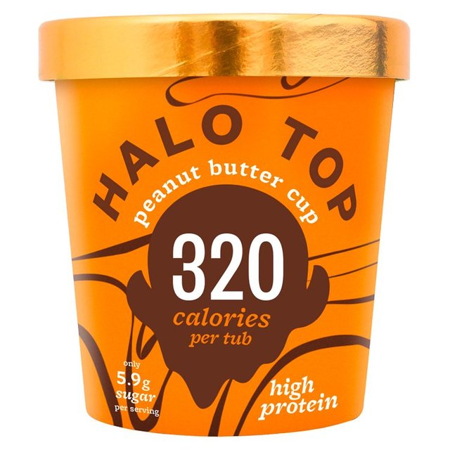 halo top icecream