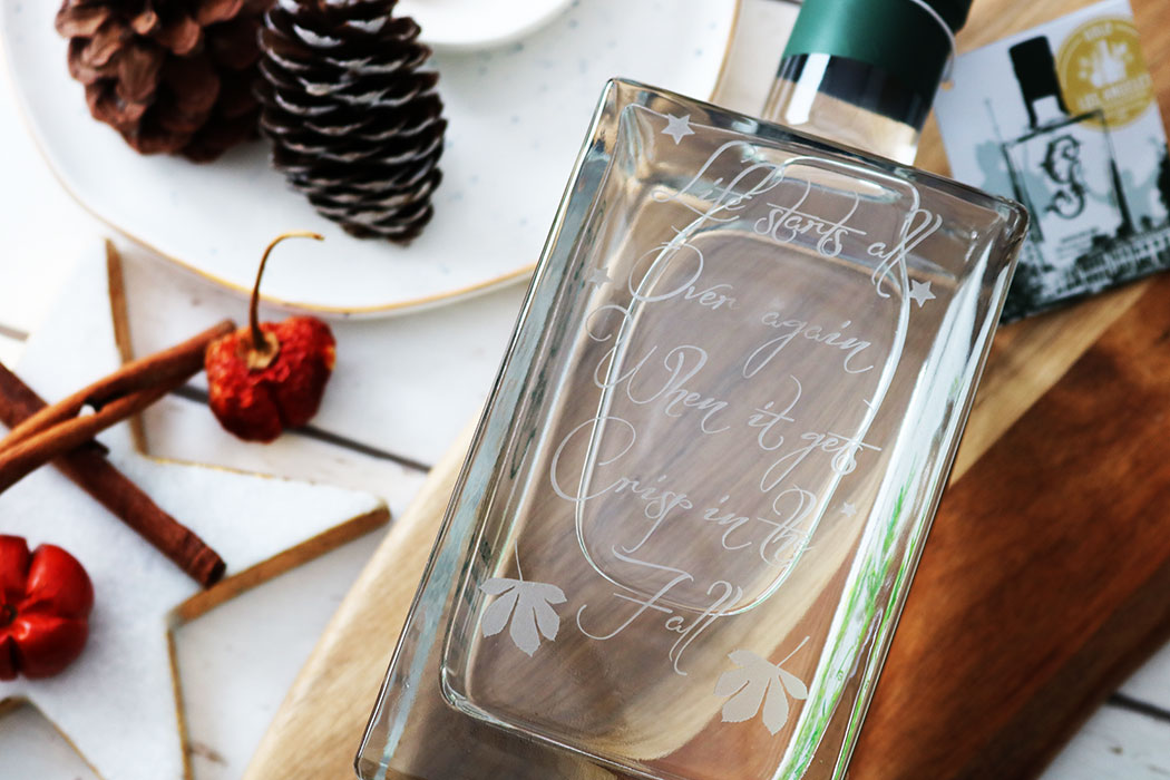 personalised gin