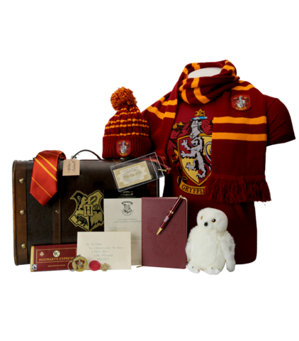 Harry Potter Christmas Gifts.Harry Potter Personalised Gift Trunk Christmas Gift Guide