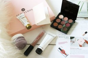 Glossybox November 2018 Contents and Review