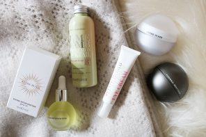 Time Bomb The Gift Of Glow Collection Review | Winter Skincare Picks