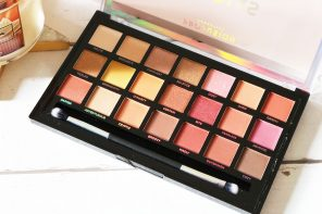Warm Up January With Profusion Siennas Palette